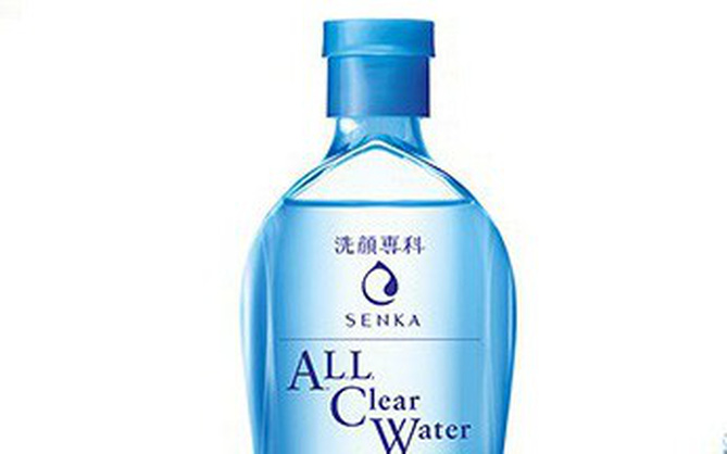 """Giải mã nước tẩy trang Senka All Clear Fresh """"thần thánh"""" đang khiến các cô gái săn lùng cuồng nhiệt"""