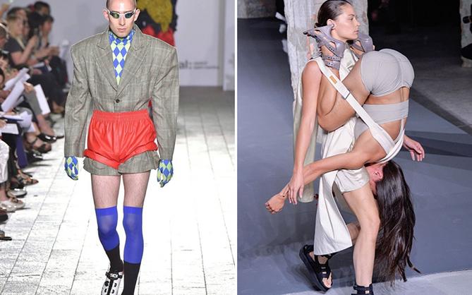 21 bộ cánh thời trang xấu xúc phạm người nhìn