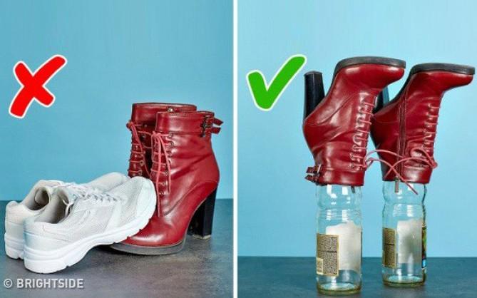 Cần ghi nhớ 13 mẹo làm sạch để giày lúc nào trông cũng như mới tinh như vừa mua