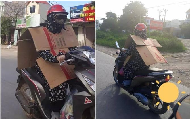 Bản tin ninja hè 2018: Kín bưng đầu đến chân, khoác thêm giáp trụ bìa carton để chống nóng