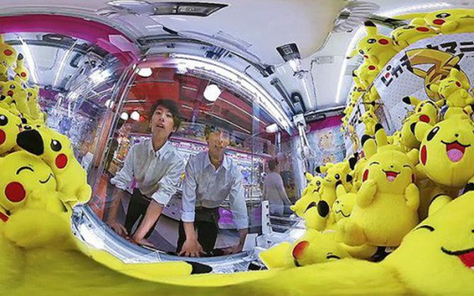 Video này cho phép bạn đi du lịch Nhật Bản dù đang cuộn tròn trong chăn ấm nệm êm