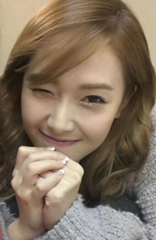 Fan nam tan chảy vì cái nháy mắt của Jessica (SNSD) 1