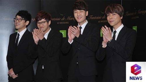 """Loạt sao Hàn dự đám cưới của thành viên """"Running Man"""" 12"""