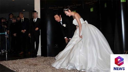 """Loạt sao Hàn dự đám cưới của thành viên """"Running Man"""" 2"""