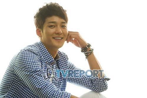 Nam diễn viên Kim Jin Woo gặp tai nạn giao thông 1