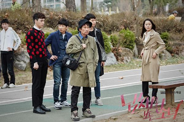"""5 cái kết """"lãng xẹt"""" của phim truyền hình hot xứ Hàn năm 2015 - Ảnh 9."""