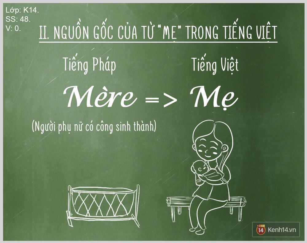"""Bạn biết được bao nhiêu cách gọi """"Mẹ"""" trong tiếng Việt? - Ảnh 2."""