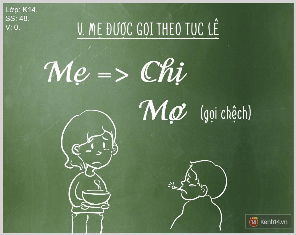 """Bạn biết được bao nhiêu cách gọi """"Mẹ"""" trong tiếng Việt? - Ảnh 5."""