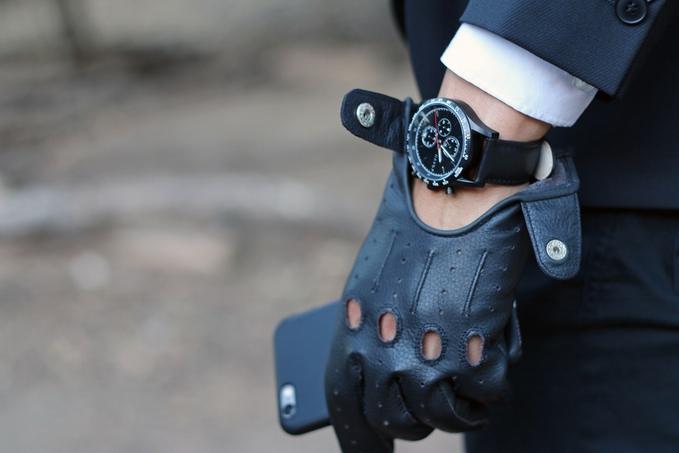 Đồng hồ đeo tay giá rẻ dành cho dân mê xe đua - Ảnh 5.