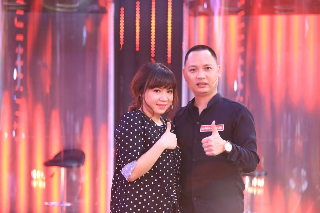 Nguyễn Hải Phong chia sẻ niềm vui chuẩn bị lên chức bố lần hai với tất cả các khán giả và những bạn cùng chơi