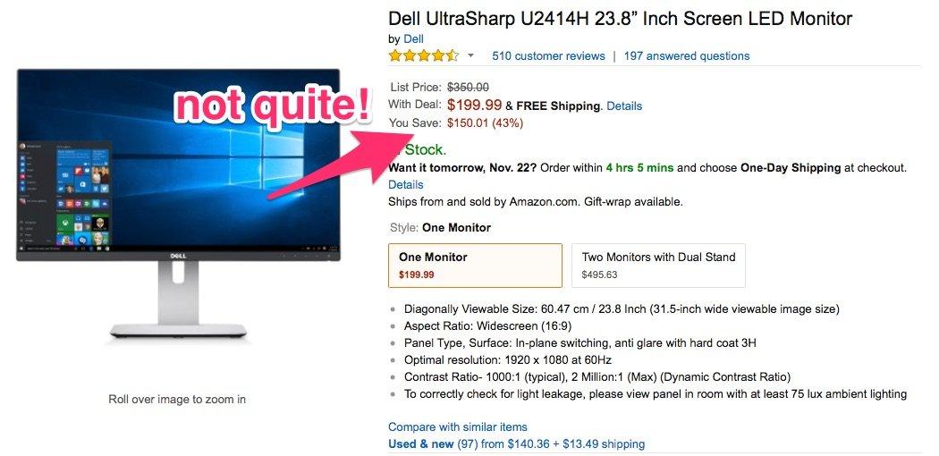 Trước khi đặt mua bất kỳ thứ gì trên Amazon, hãy check 2 trang web này - Ảnh 1.