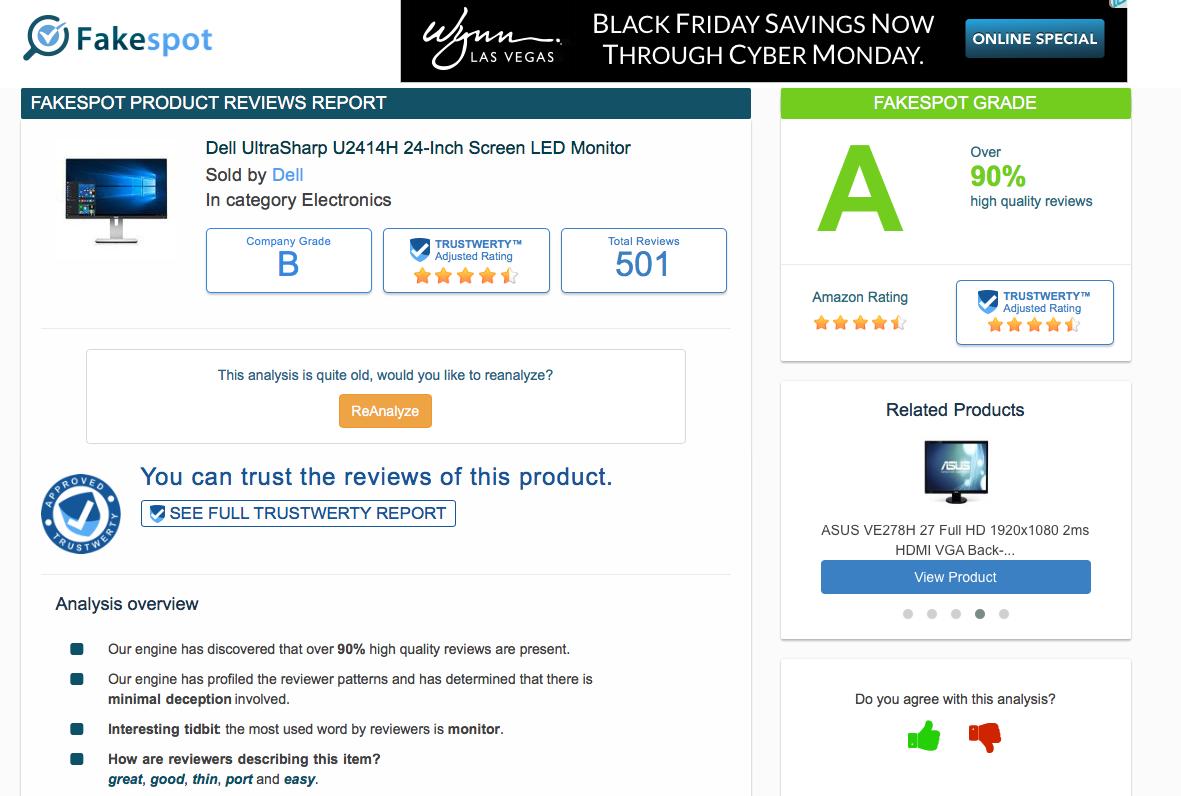 Trước khi đặt mua bất kỳ thứ gì trên Amazon, hãy check 2 trang web này - Ảnh 2.