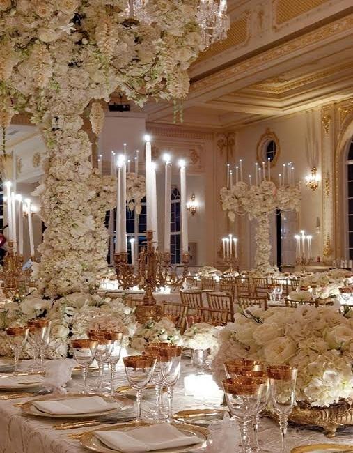 Chùm ảnh: Đám cưới xa hoa của tỷ phú Donald Trump cùng siêu mẫu Melania 11 năm trước - Ảnh 15.