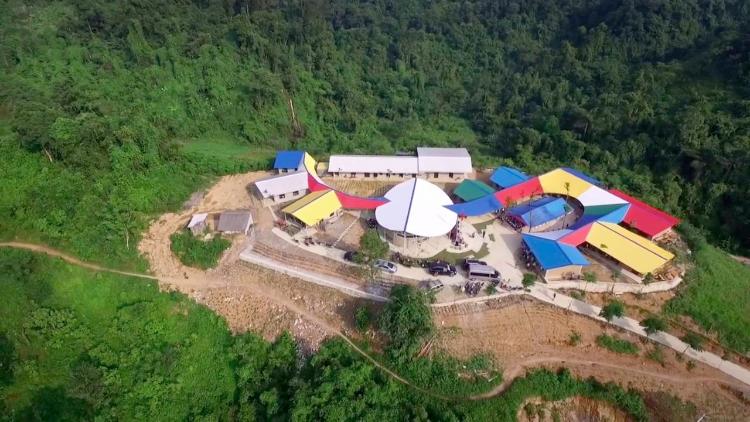 KTS Hoàng Thúc Hào: Người biến ngôi trường trong mơ thành hiện thực cho trẻ em Lũng Luông - Ảnh 6.