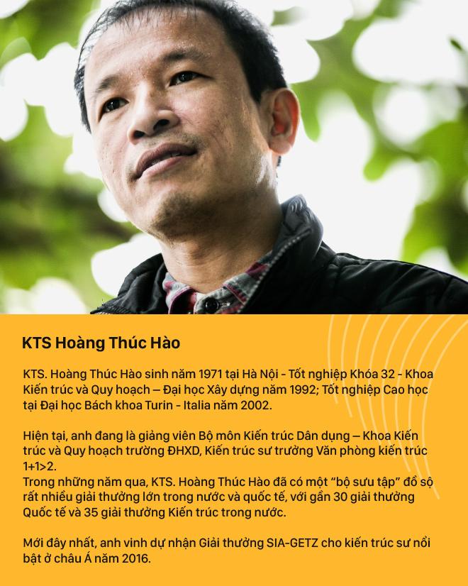 KTS Hoàng Thúc Hào: Người biến ngôi trường trong mơ thành hiện thực cho trẻ em Lũng Luông - Ảnh 3.