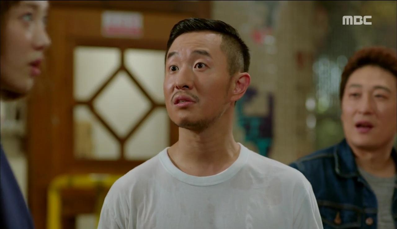 """""""Tiên Nữ Cử Tạ"""": Nam Joo Hyuk nổi máu anh hùng, không ngại ẩu đả vì Lee Sung Kyung - Ảnh 1."""