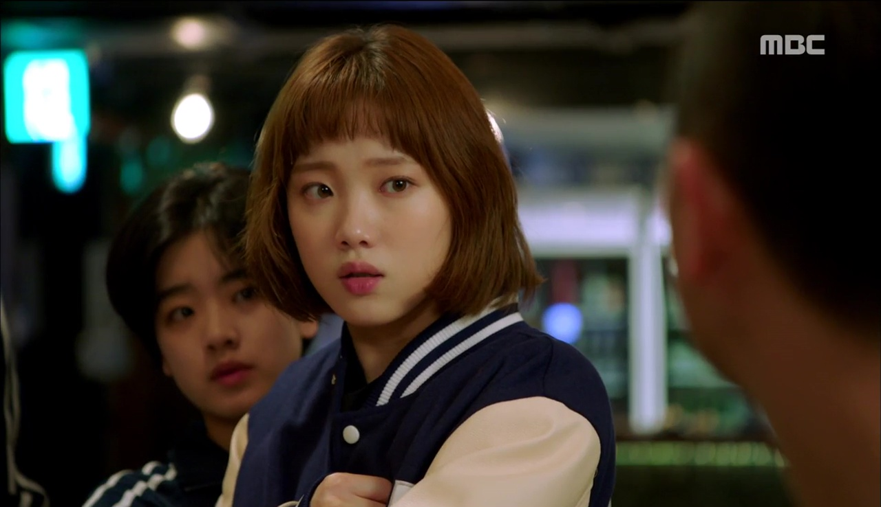 """""""Tiên Nữ Cử Tạ"""": Nam Joo Hyuk nổi máu anh hùng, không ngại ẩu đả vì Lee Sung Kyung - Ảnh 2."""