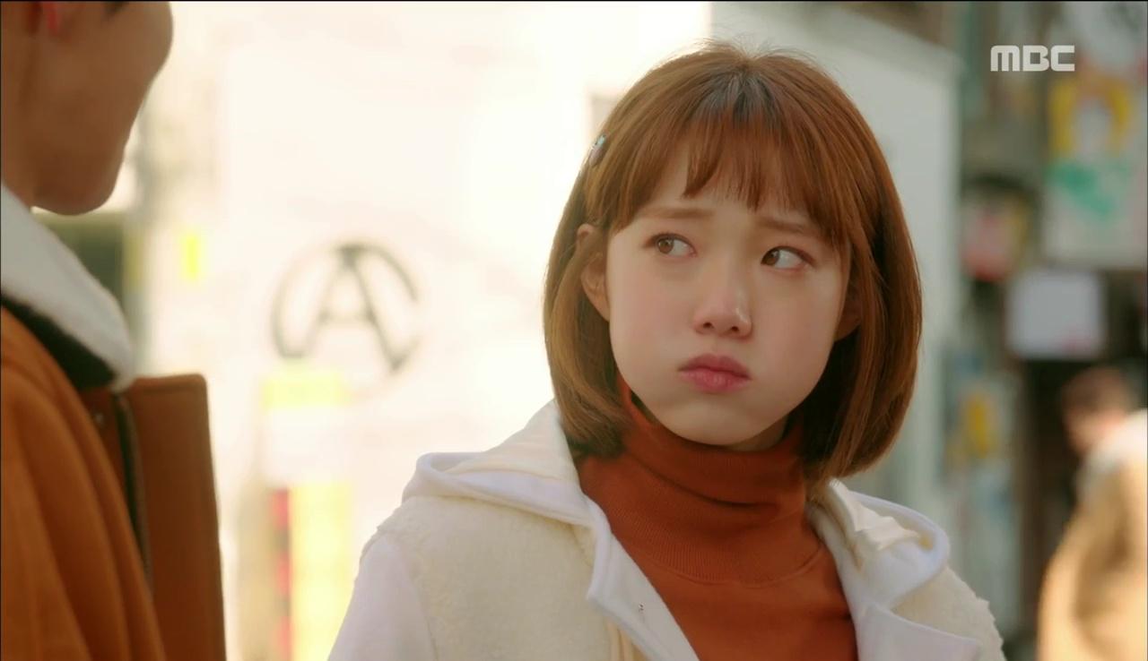 """Đến lượt cô ngố Lee Sung Kyung nếm mùi ghen tuông trong """"Tiên Nữ Cử Tạ"""" - Ảnh 2."""