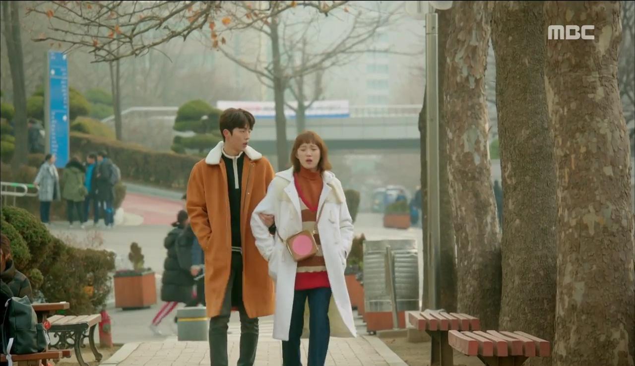 """Đến lượt cô ngố Lee Sung Kyung nếm mùi ghen tuông trong """"Tiên Nữ Cử Tạ"""" - Ảnh 4."""