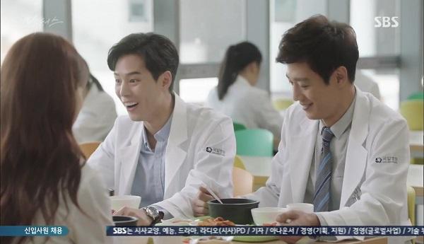 """""""Doctors"""": Vừa từ chối Lee Sung Kyung, Yoon Kyun Sang đã bị bà cô cưa cẩm - Ảnh 11."""