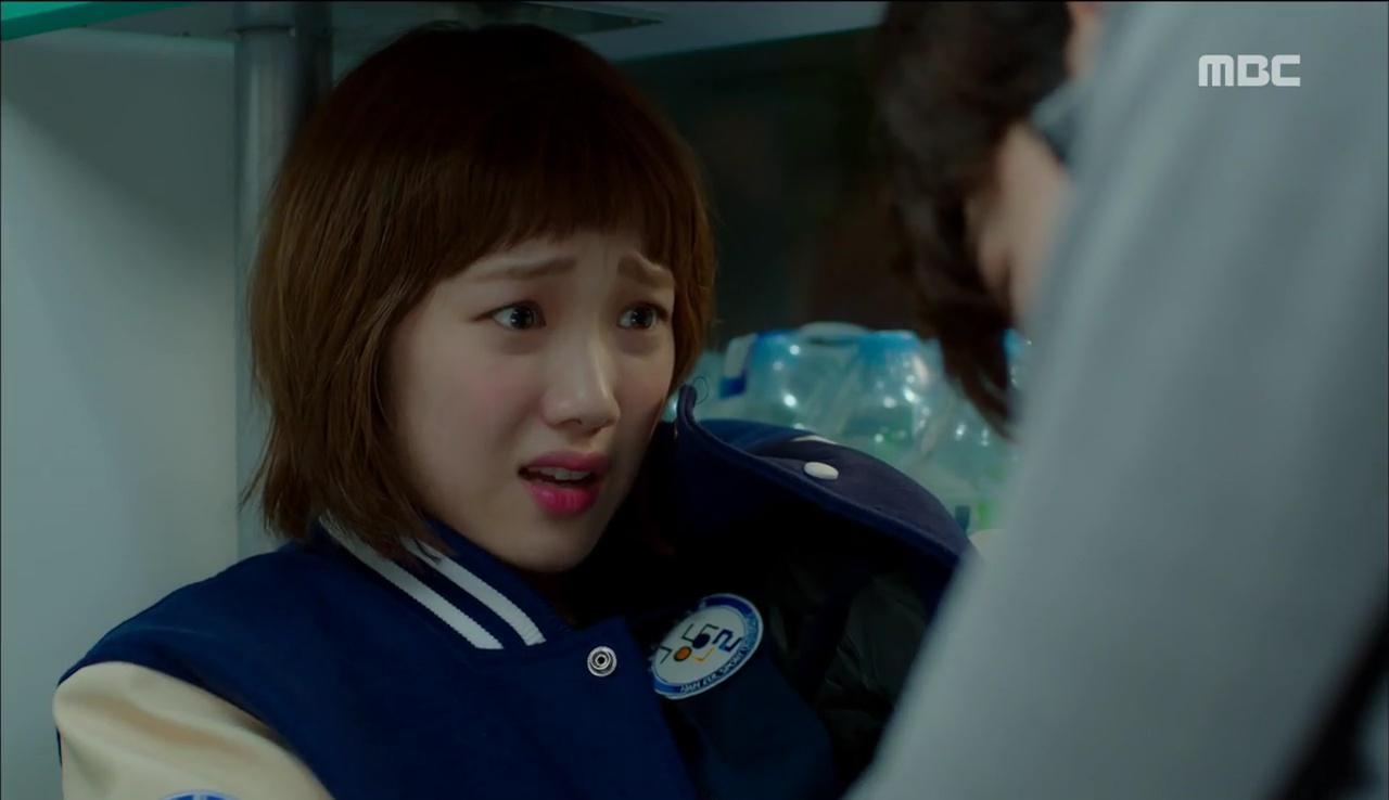 """""""Tiên Nữ Cử Tạ"""": Nam Joo Hyuk nổi máu anh hùng, không ngại ẩu đả vì Lee Sung Kyung - Ảnh 8."""
