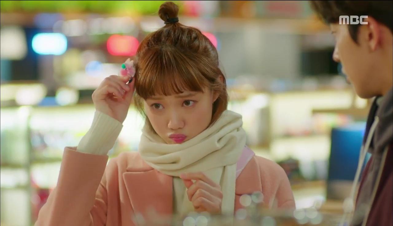 """Đến lượt cô ngố Lee Sung Kyung nếm mùi ghen tuông trong """"Tiên Nữ Cử Tạ"""" - Ảnh 9."""