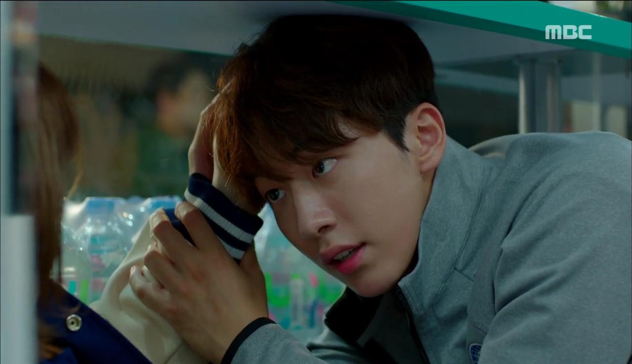 """""""Tiên Nữ Cử Tạ"""": Nam Joo Hyuk nổi máu anh hùng, không ngại ẩu đả vì Lee Sung Kyung - Ảnh 9."""