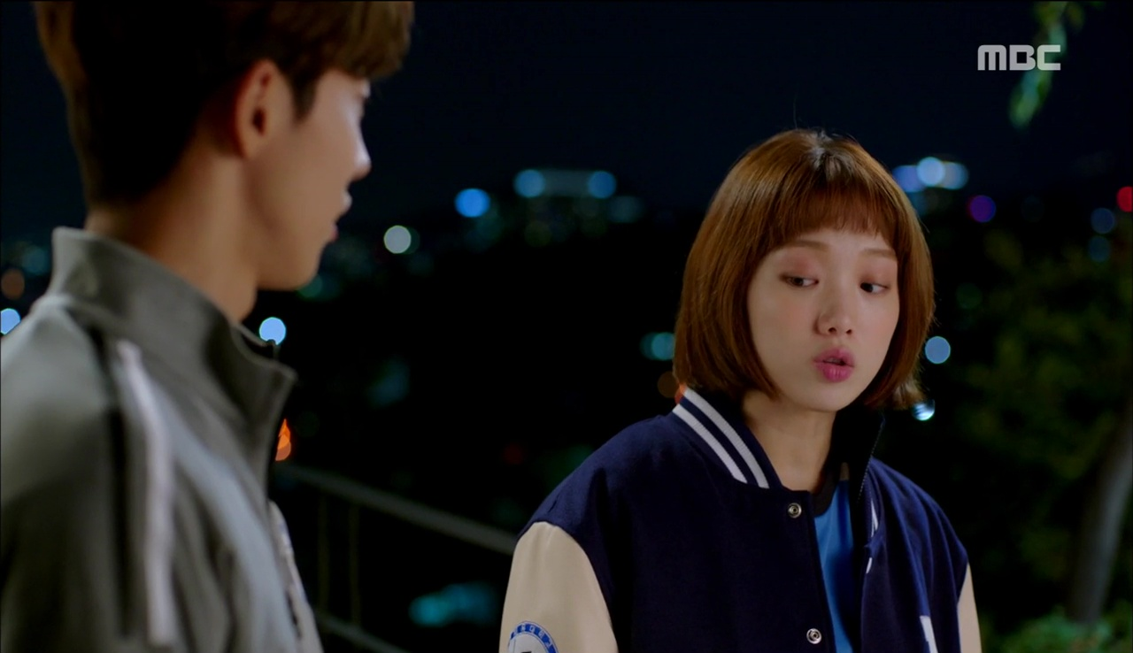 """""""Tiên Nữ Cử Tạ"""": Nam Joo Hyuk nổi máu anh hùng, không ngại ẩu đả vì Lee Sung Kyung - Ảnh 11."""