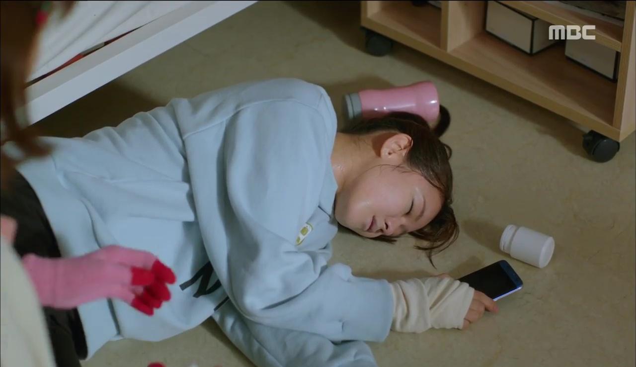 """Đến lượt cô ngố Lee Sung Kyung nếm mùi ghen tuông trong """"Tiên Nữ Cử Tạ"""" - Ảnh 11."""