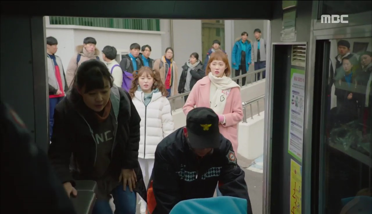 """Đến lượt cô ngố Lee Sung Kyung nếm mùi ghen tuông trong """"Tiên Nữ Cử Tạ"""" - Ảnh 12."""
