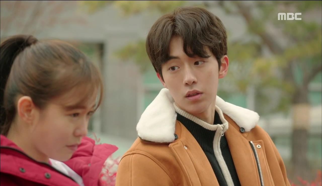 """Đến lượt cô ngố Lee Sung Kyung nếm mùi ghen tuông trong """"Tiên Nữ Cử Tạ"""" - Ảnh 14."""