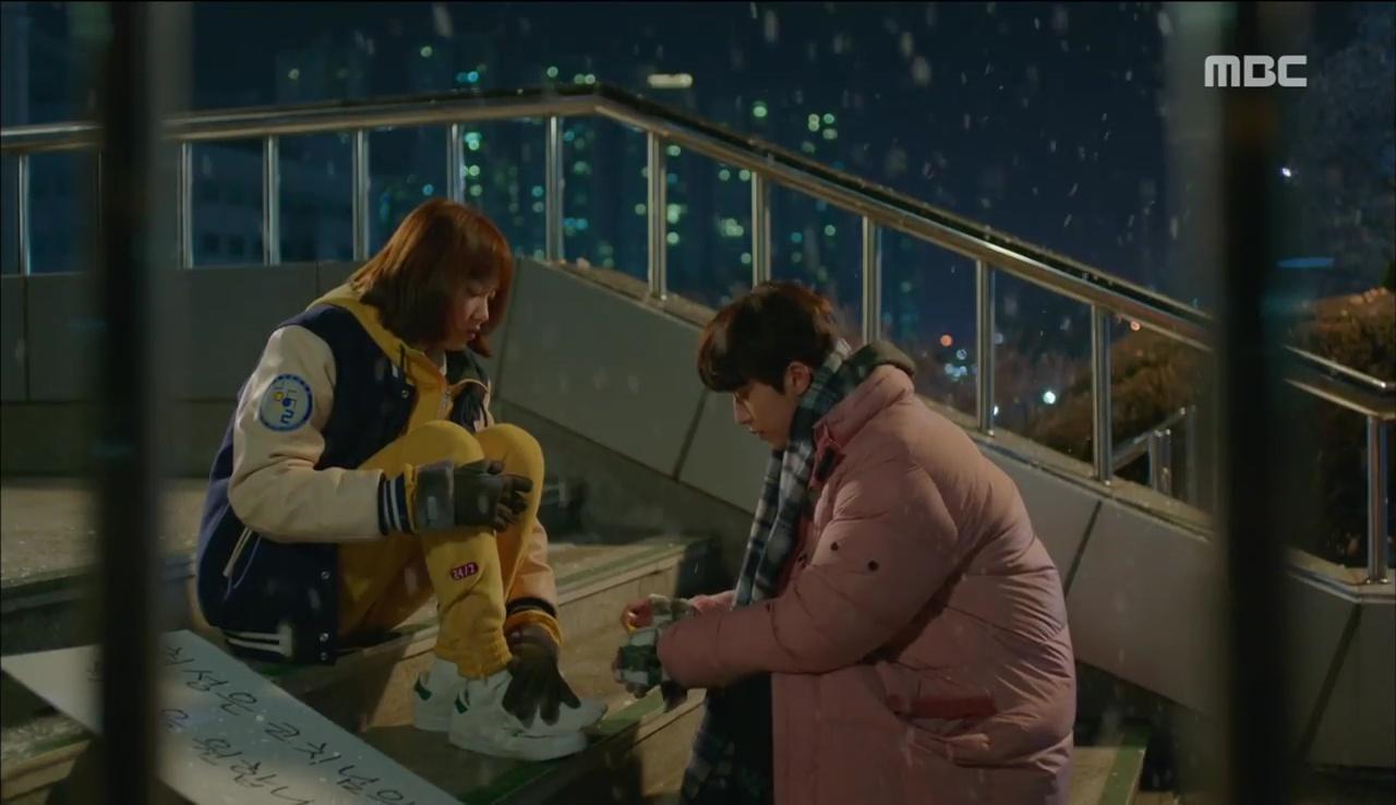 """Đến lượt cô ngố Lee Sung Kyung nếm mùi ghen tuông trong """"Tiên Nữ Cử Tạ"""" - Ảnh 18."""
