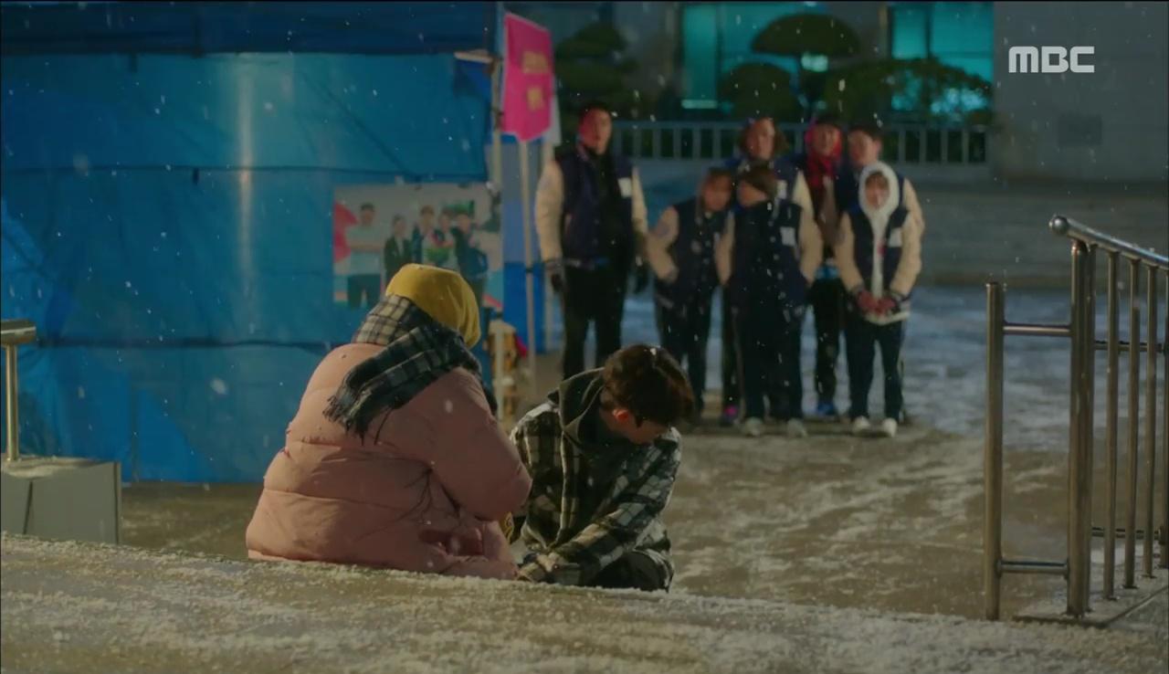 """Đến lượt cô ngố Lee Sung Kyung nếm mùi ghen tuông trong """"Tiên Nữ Cử Tạ"""" - Ảnh 21."""