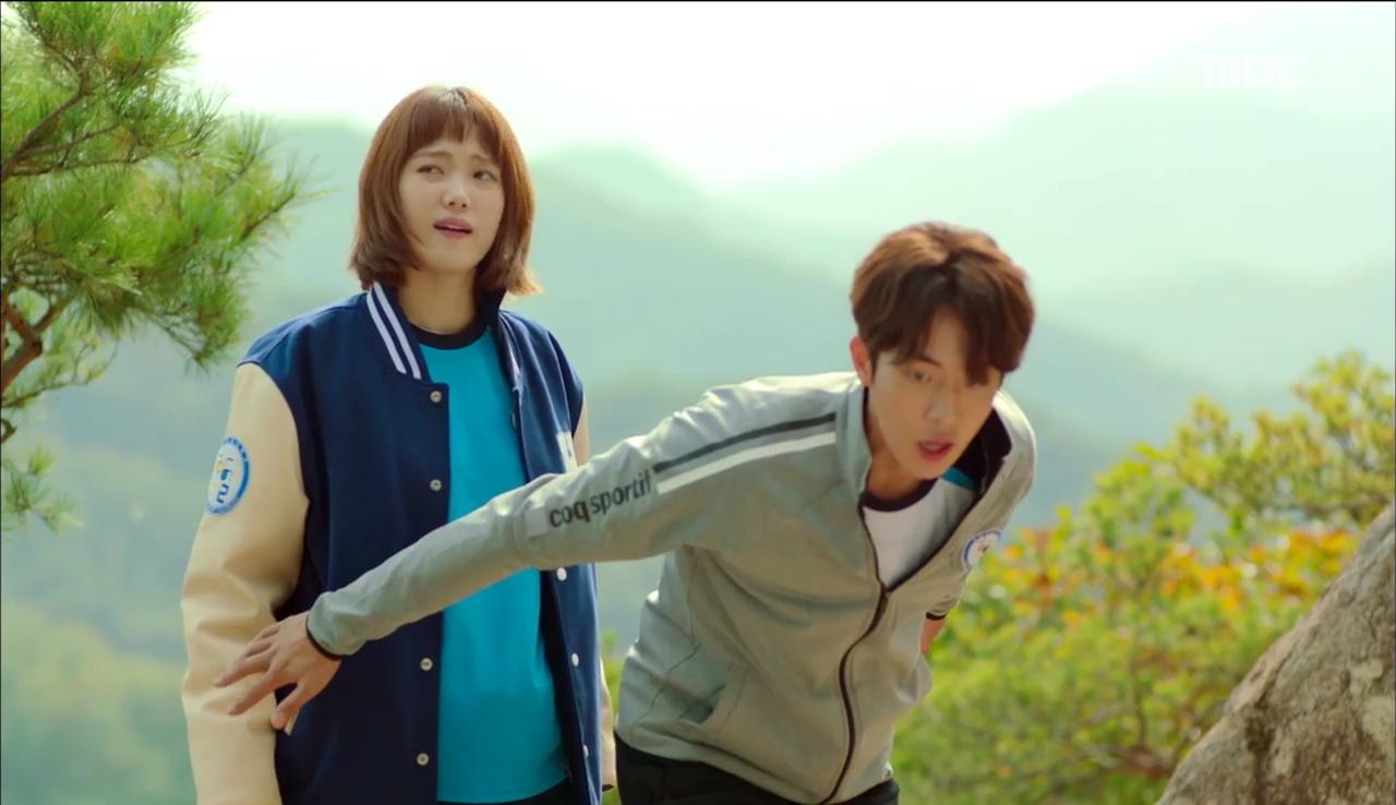 """""""Tiên Nữ Cử Tạ"""": Nam Joo Hyuk nổi máu anh hùng, không ngại ẩu đả vì Lee Sung Kyung - Ảnh 24."""