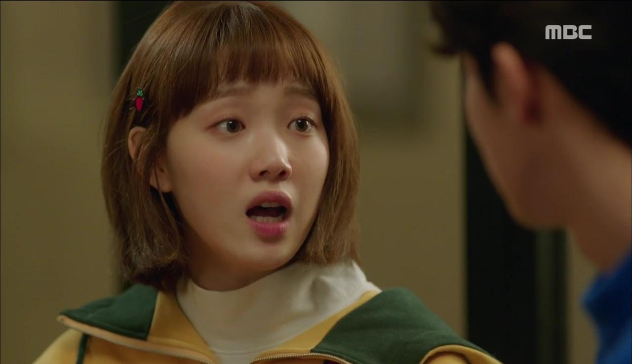 """Đến lượt cô ngố Lee Sung Kyung nếm mùi ghen tuông trong """"Tiên Nữ Cử Tạ"""" - Ảnh 23."""