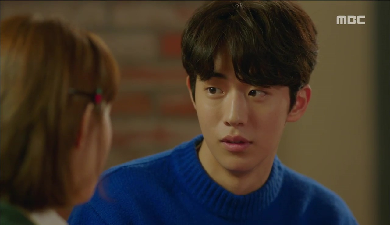 """Đến lượt cô ngố Lee Sung Kyung nếm mùi ghen tuông trong """"Tiên Nữ Cử Tạ"""" - Ảnh 24."""