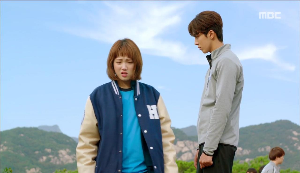 """""""Tiên Nữ Cử Tạ"""": Nam Joo Hyuk nổi máu anh hùng, không ngại ẩu đả vì Lee Sung Kyung - Ảnh 26."""