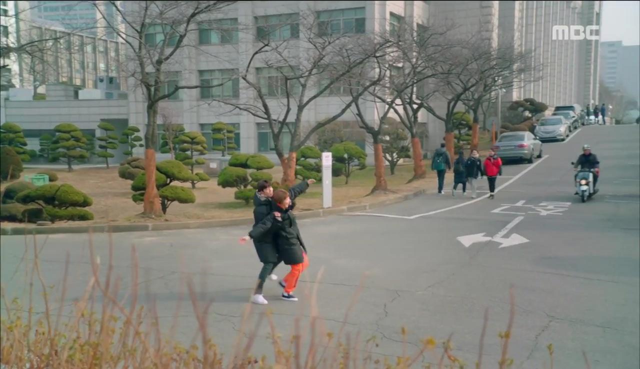 """Đến lượt cô ngố Lee Sung Kyung nếm mùi ghen tuông trong """"Tiên Nữ Cử Tạ"""" - Ảnh 29."""