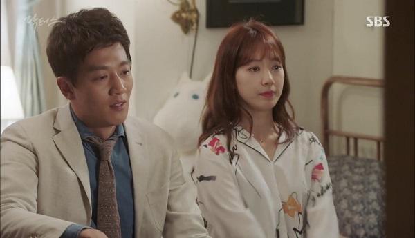 Doctors: Tí nữa thôi, Kim Rae Won – Park Shin Hye đã có cảnh giường chiếu - Ảnh 7.
