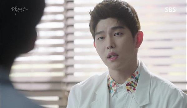 """""""Doctors"""": Vừa từ chối Lee Sung Kyung, Yoon Kyun Sang đã bị bà cô cưa cẩm - Ảnh 32."""