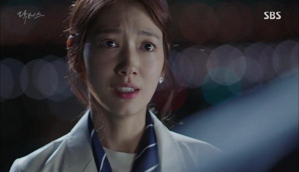 Doctors: Tí nữa thôi, Kim Rae Won – Park Shin Hye đã có cảnh giường chiếu - Ảnh 19.