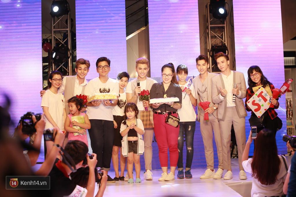 365 khóc cùng fan trong buổi biểu diễn cuối cùng ở Hà Nội - Ảnh 8.