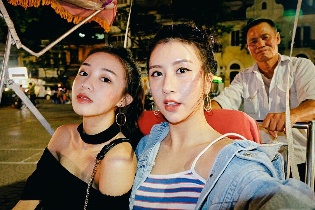 Đừng tưởng cơn sốt vòng choker đã hạ nhiệt bởi con gái Việt lại đang mê tít kiểu choker bản to này - Ảnh 2.