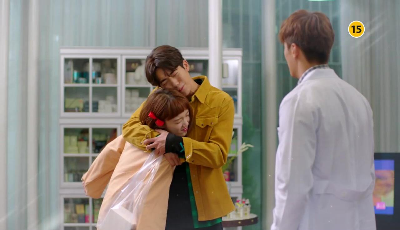 Tiên Nữ Cử Tạ: Cứ skin-ship thế này, Nam Joo Hyuk sẽ sớm phát ghen vì Sung Kyung! - Ảnh 2.