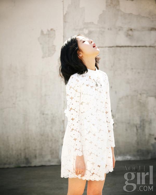 "Kim Go Eun - ""Nàng thơ"" trong ""Cheese In The Trap"" là ai? - Ảnh 2."
