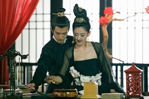 Thịnh Nhất Luân xót vợ sau khi hiểu nhầm cô trong phim Thái tử phi thăng chức ký