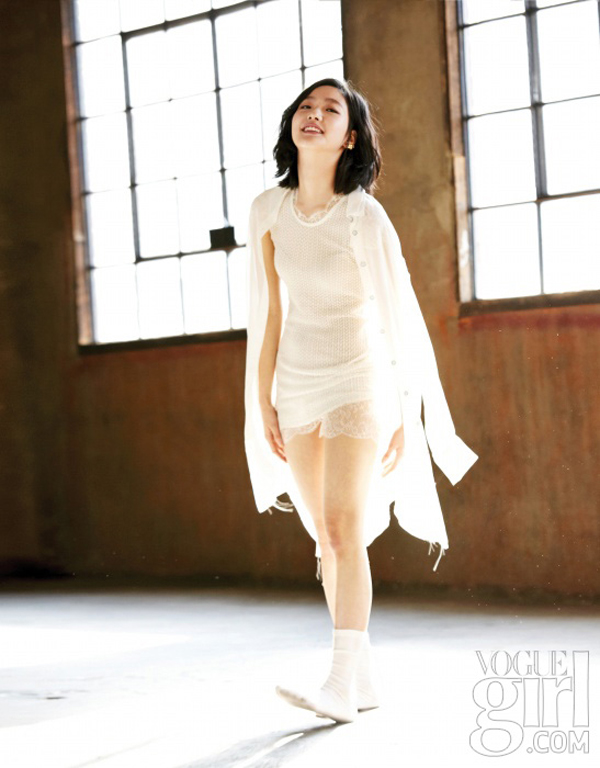 "Kim Go Eun - ""Nàng thơ"" trong ""Cheese In The Trap"" là ai? - Ảnh 3."