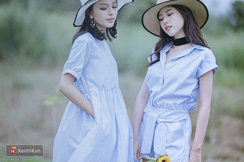 Đừng tưởng cơn sốt vòng choker đã hạ nhiệt bởi con gái Việt lại đang mê tít kiểu choker bản to này - Ảnh 4.