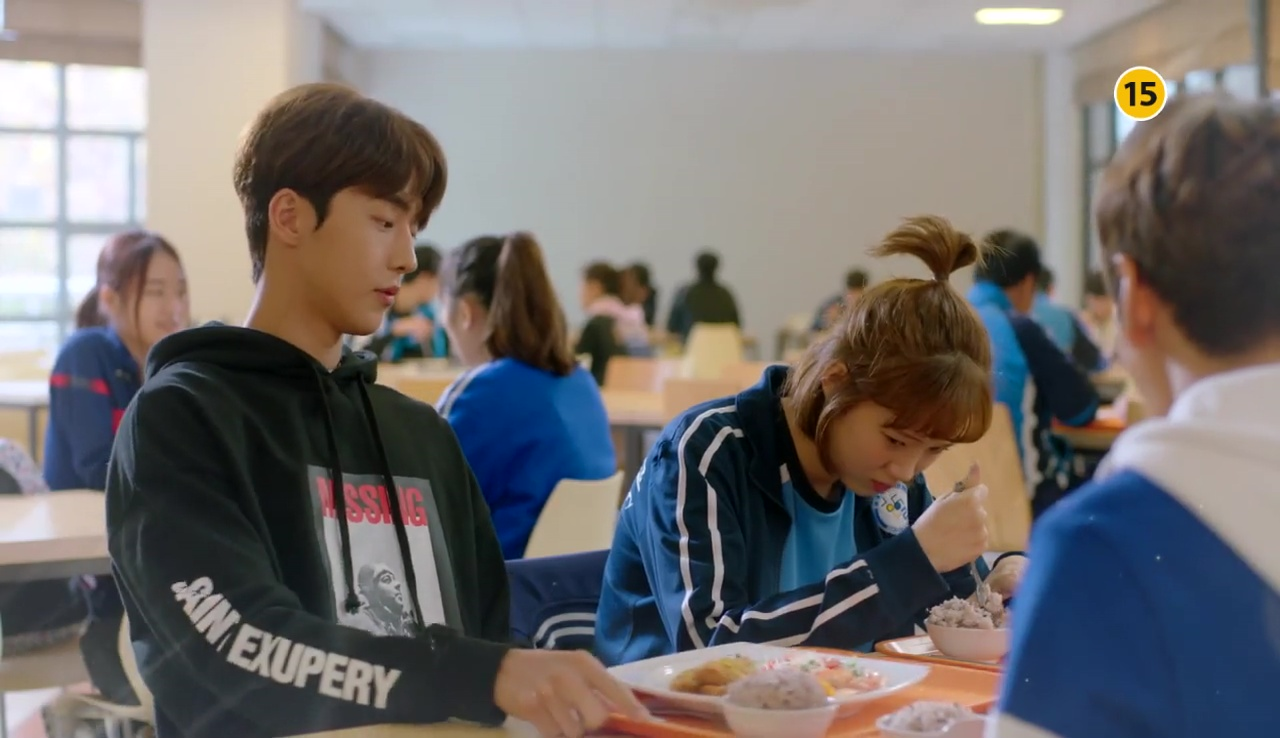 Tiên Nữ Cử Tạ: Cứ skin-ship thế này, Nam Joo Hyuk sẽ sớm phát ghen vì Sung Kyung! - Ảnh 4.