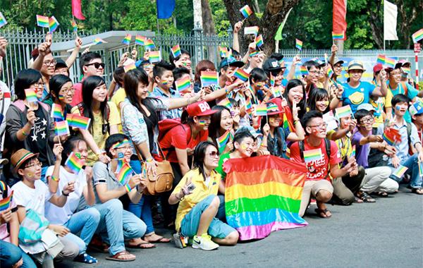 Tổ chức bảo vệ và thúc đẩy quyền của người LGBT tại Việt Nam